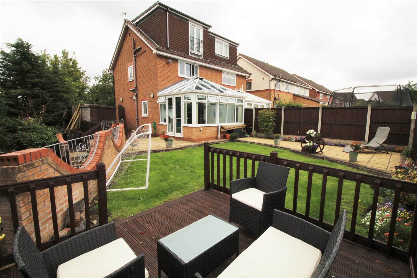3 Bedrooms, House - Semi-Detached, Fistral Close, Liverpool